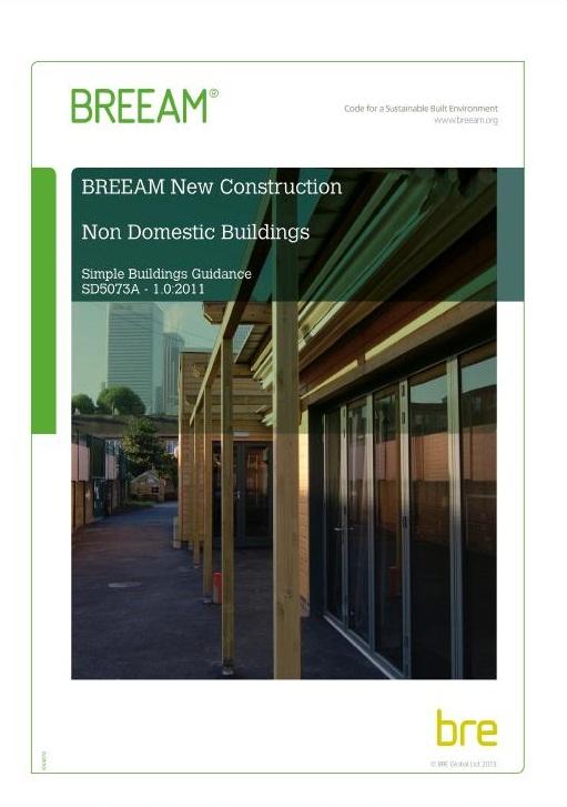 BREEAM New Construction Guidance